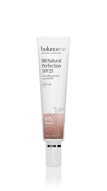 bb natrual perfection spf 25