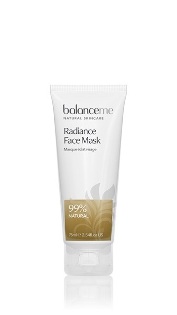 radiance face mask 75 ml