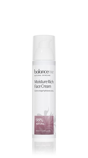 moisture rich face cream 50 ml
