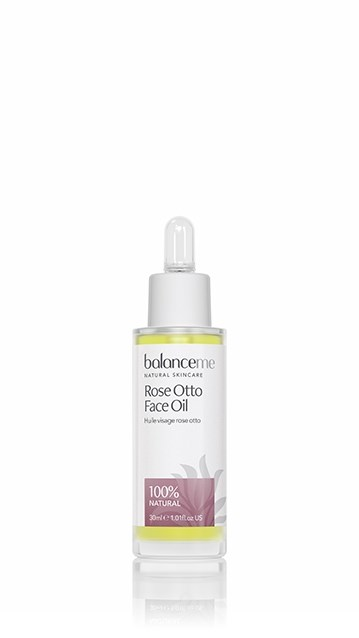 rose otto face oil 30 ml
