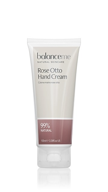 rose otto hand cream 100 ml
