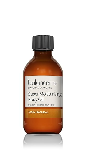 super moisturising body oil 200 ml
