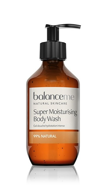 super moisturising body wash 280 ml
