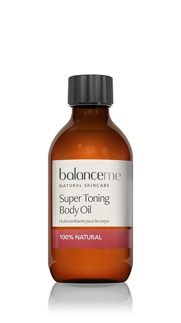 super toning body oil 200 ml