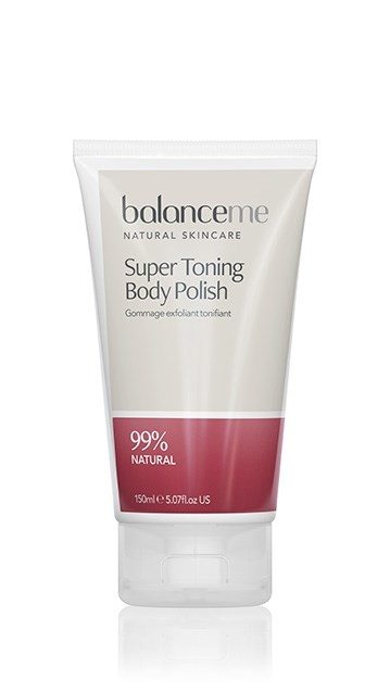 super toning body polish 150 ml